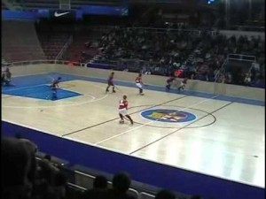 ON-LINE; 1/4 CERS 2006. FCB - ST Omer. Vuelta