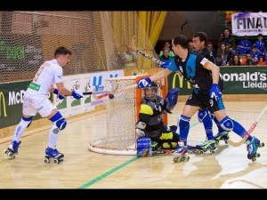 Highlights | CERS Cup 17/18 - Final | ICG Softw. Lleida 4-3 OC Barcelos