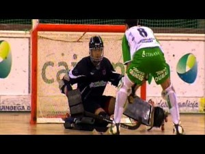 HC Liceo - UD Oliveirense | Copa CERS 09/10 - 1/4 Final (vuelta)
