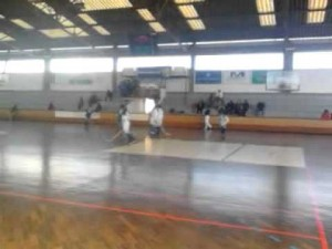 Otro video del Anadia vs Mealhada.Infantil 11/12