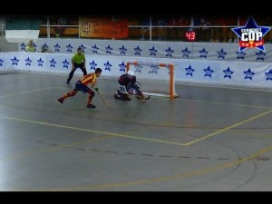 Eurockey U15 2016 | Highlights | Semifinales