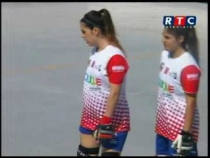 1ER TIEMPO HOCKEY | CHILE- ARGENTINA | IQUIQUE | 22 MAYO 2016