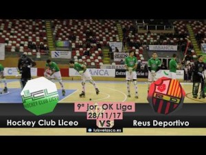 Condensed Game: HC Liceo - Reus Deportivo