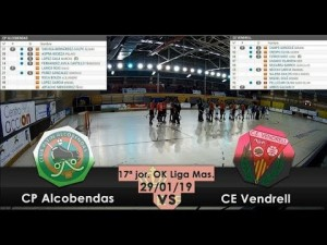 Highlights | CP Alcobendas 3-1 CE Vendrell | OK Liga 18/19 - Jor. 17