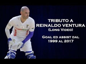 Tributo a Reinaldo Ventura goal e asist dal 1999 al 2017 (long video)
