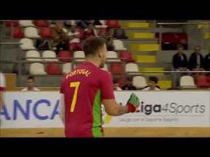 Highlights | Portugal 7-1 Suiza | Europeo '18 (A Coruña) Jor. 2