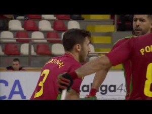 Highlights | Austria 1-15 Portugal | Europeo '18 (A Coruña) Jor. 4